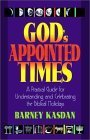 God's Appointed Times - Barney Kasdan